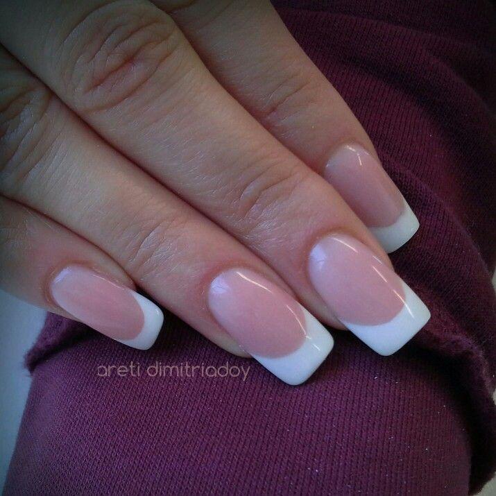 #acrylicnails #nails #essentialcare #portorafti #french