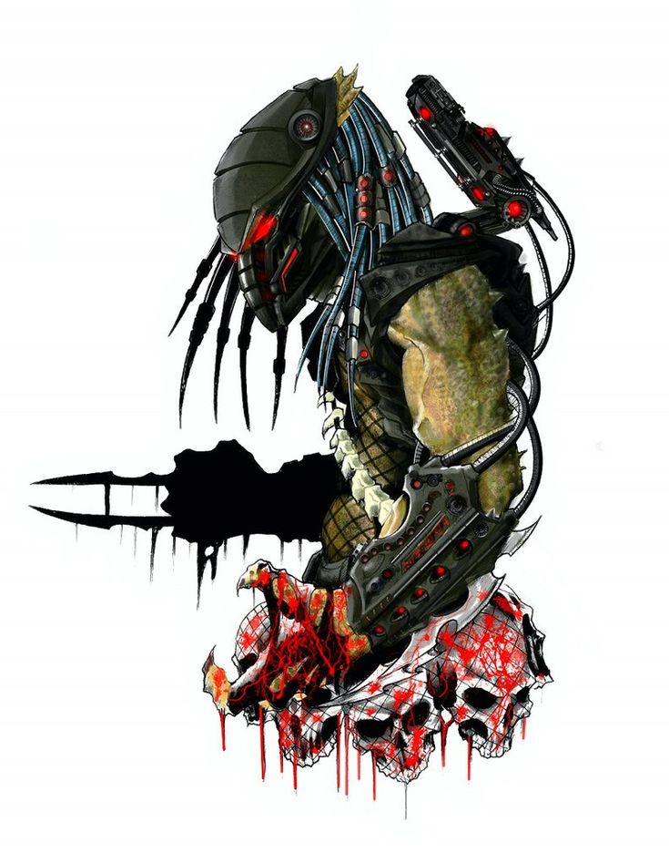 Head Hunter Color3 by yacobucci.deviantart.com on @DeviantArt