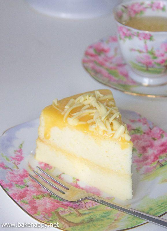 Vanilla Cream Cheese Filling For Cake