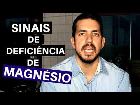 Sinais de Deficiência de Magnésio - YouTube