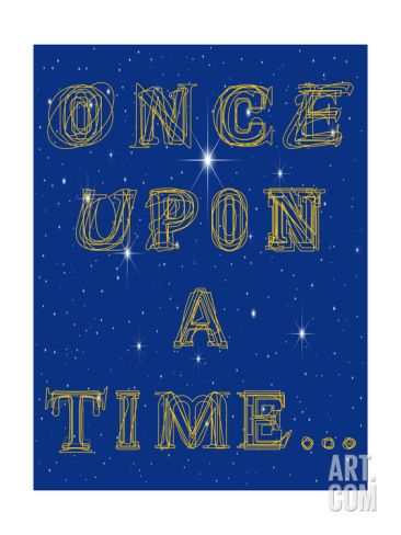 Fairy Tale Beginnings Stretched Canvas Print by Fimbis at Art.com