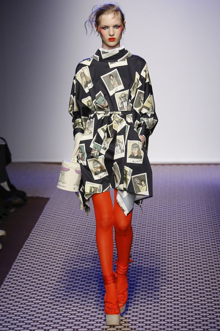 Olympia Le-Tan Spring 2016 Ready-to-Wear Fashion Show