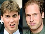 Prince William's Changing Looks!