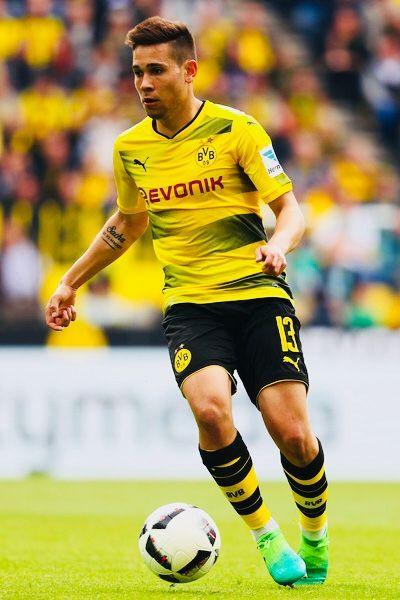 Raphaël Guerreiro (Borussia Dortmund) [Portugal] left back / left midfielder