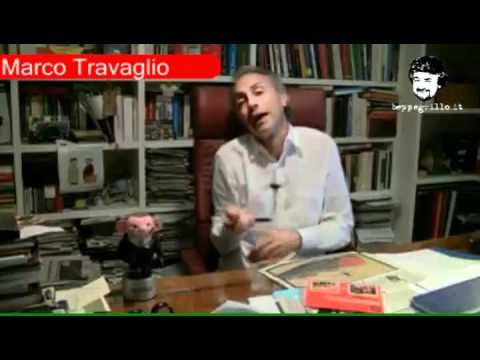 ▶ Passaparola - Rassicurazioni al posto della sicurezza - Marco Travaglio - YouTube