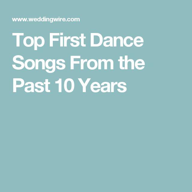 Best 25 Top First Dance Songs Ideas On Pinterest