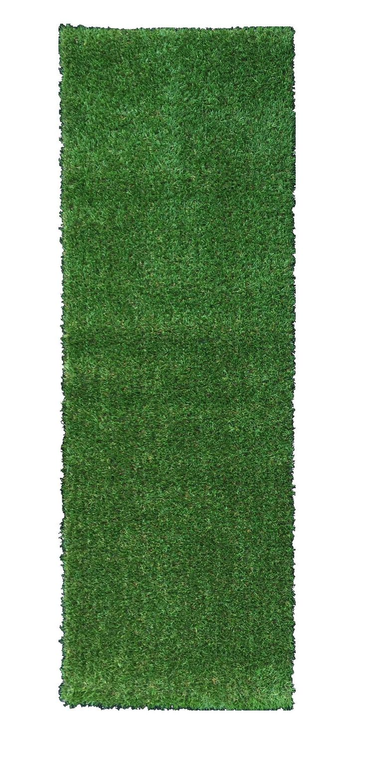 Features:  -Infill designed for use in larger areas.  -Natural color and UV stabilized to keep it that way.  -No need for fertilizers or pesticides.  -Perforated for water drainage.  -Rolls out perfec