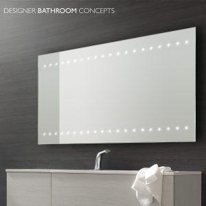 best 25 large bathroom mirrors ideas on pinterest large. Black Bedroom Furniture Sets. Home Design Ideas