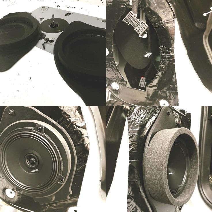 Want better sound? We can help. First, we fabricate all