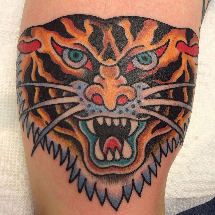 Best 25 tiger head tattoo ideas on pinterest tiger head for Tyga arm tattoos