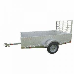 Big Max 5 Ft. x 8 Ft. Aluminum Utility Trailer - Mills Fleet Farm
