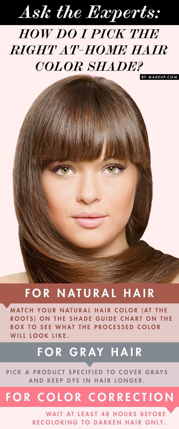 114 best hair tips images on pinterest hair care tips hair how to pick the right at home hair color shade solutioingenieria Images