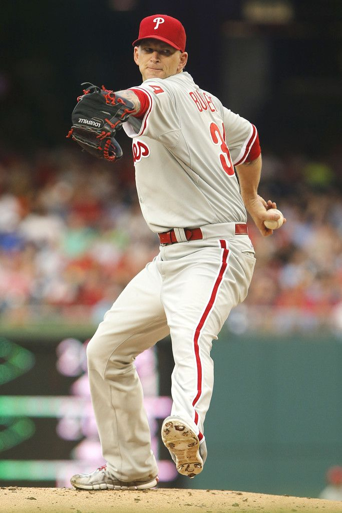 A.J. Burnett Photos: Philadelphia Phillies v Washington Nationals