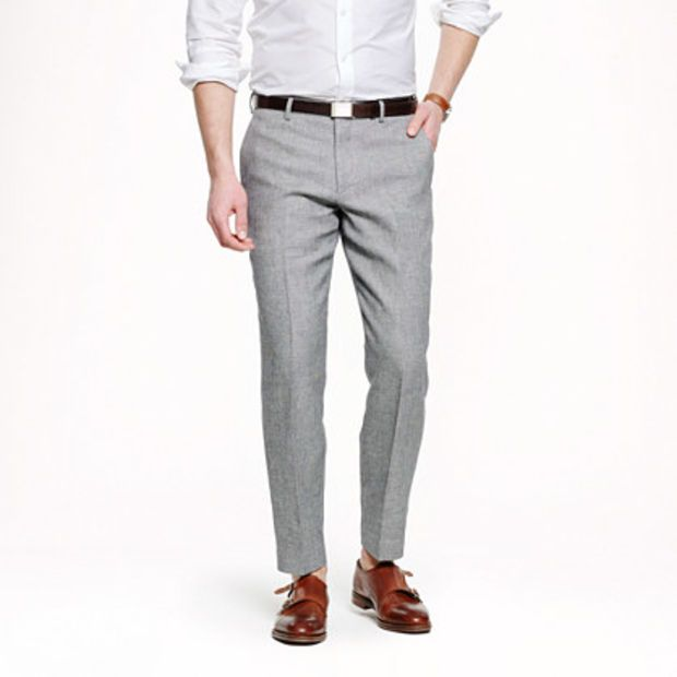Clothes That Look Good On Bowery Men
