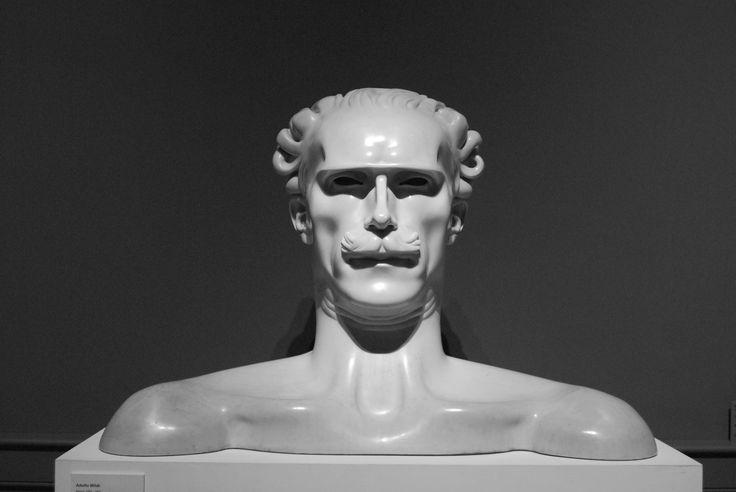 https://flic.kr/p/jPdsba | Il Maestro Arturo Toscanini, 1924 - da Adolfo Wildt (GNAM, Roma) | www.gnam.beniculturali.it/ #arte #scultura #storia