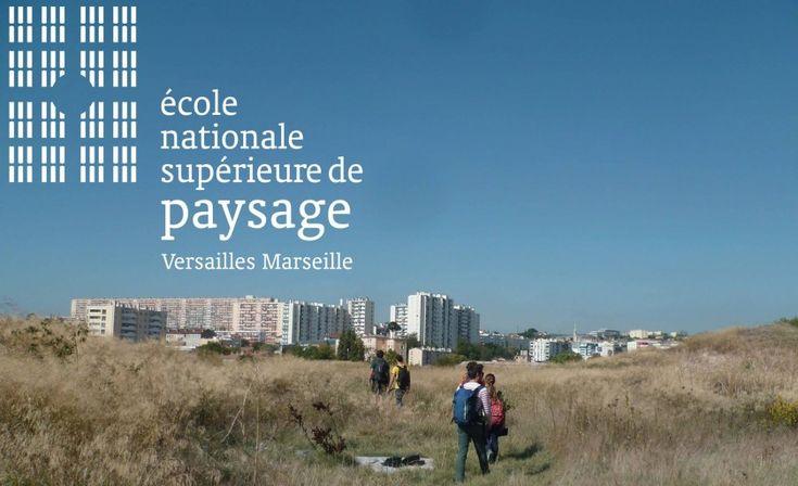 Monsieur le Ministre de l'Agriculture ne fermez pas le site de Marseille de l'Ecole Nationale Supérieure de Paysage (ENSP)