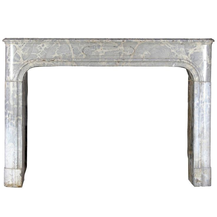 17th Century Louis XIV Marble Stone Antique Fireplace Mantel | From a unique collection of antique and modern fireplaces and mantels at https://www.1stdibs.com/furniture/building-garden/fireplaces-mantels/