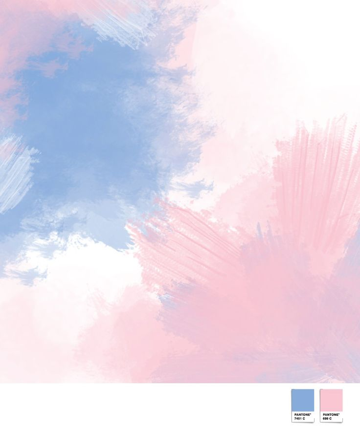 Pantone color(s) of the year 2016 Rose Quartz + Serenity