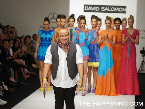 David Salomon Fashion Designer  Mexicano de desendencia libanesa, hemos sido durante 5 años su representante de Relaciones Públicas desde Cancun.    Informes: Gina Alfeiran / ginaalfeiran@hotmail.com