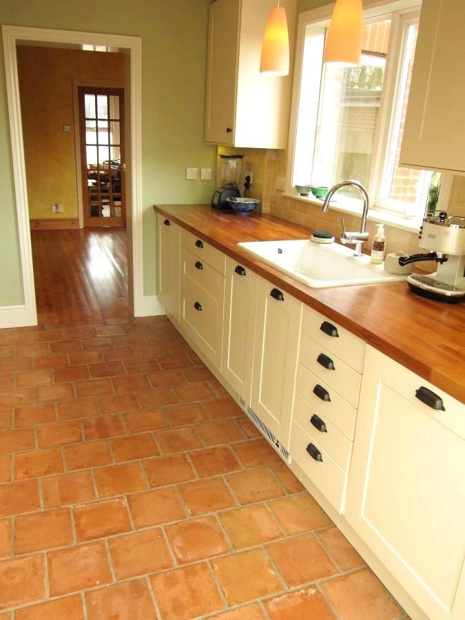 terracotta kitchen floor tiles kitchen terracotta floor tiles design ...