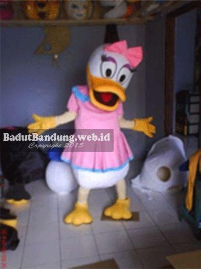 kostum-daisy-dessi-donald-duck-bebek