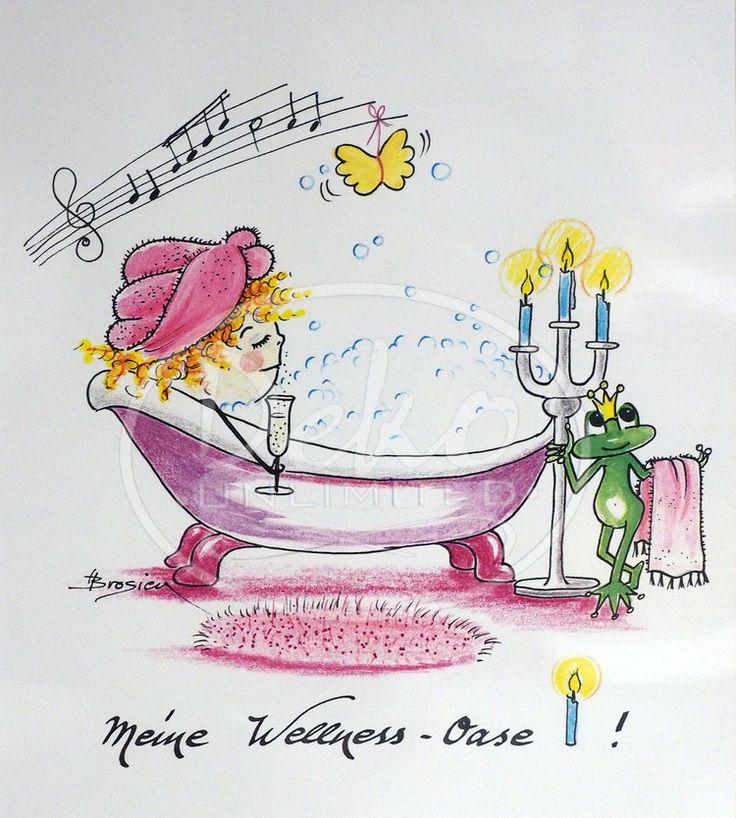 Heidemarie Brosien - MEINE WELLNESS OASE - Passe-Partout-Bild