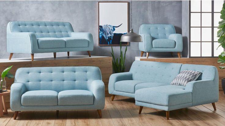 Buy Brosnan Fabric Armchair | Harvey Norman AU | Fabric ...