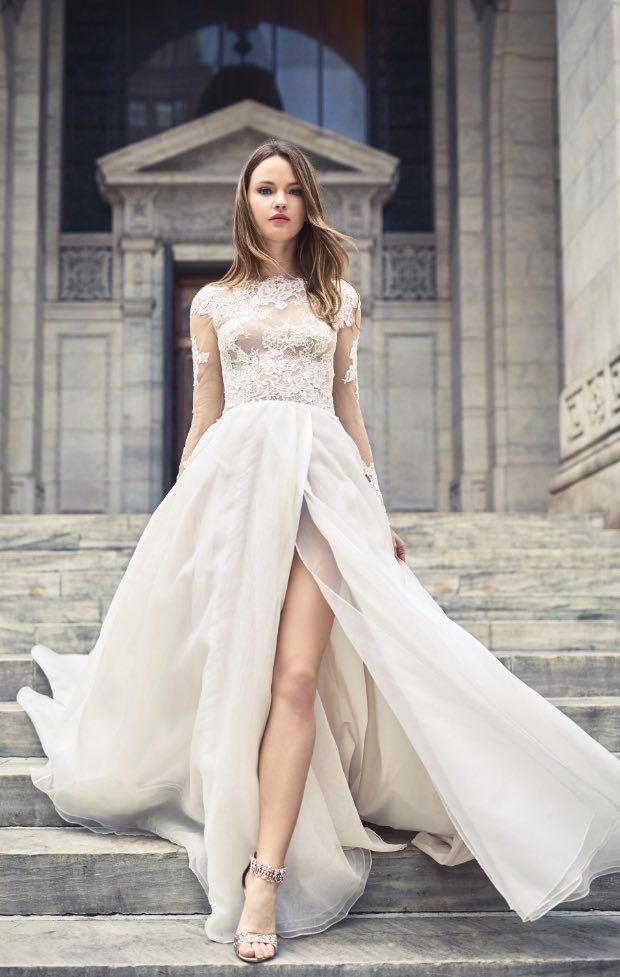 Wedding Dress Inspiration - Monique Lhuillier