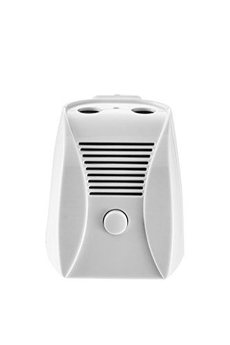 PowMax PE007 Ivation Ozone Air Purifier EP202, Commercial Air Ozone Generator & Air Purifier Natural Odour Remover Ionizer & Deodorizer Great for Dust, Pollen, Pets, Smoke & More. Powerful Ion Energy Releases Negative Ions to Purify & Refresh Up to 3,500 Sq/Ft Space for day in and day out Dust Control, best offer