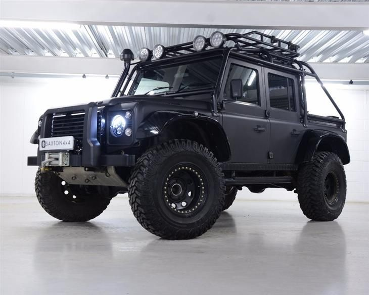Classic Land Rover Defender 110 2 2 D Xs Crewcab Pickup For Sale In Essex With Classic Sports Car Classifie Land Rover Defender Land Rover Car Wheels Rims