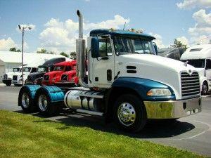 2003 Mack Tractor Truck w/o Sleeper CX613 for sale #truck