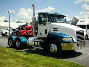 2003 Mack Tractor Truck w/o Sleeper CX613 for sale #truck