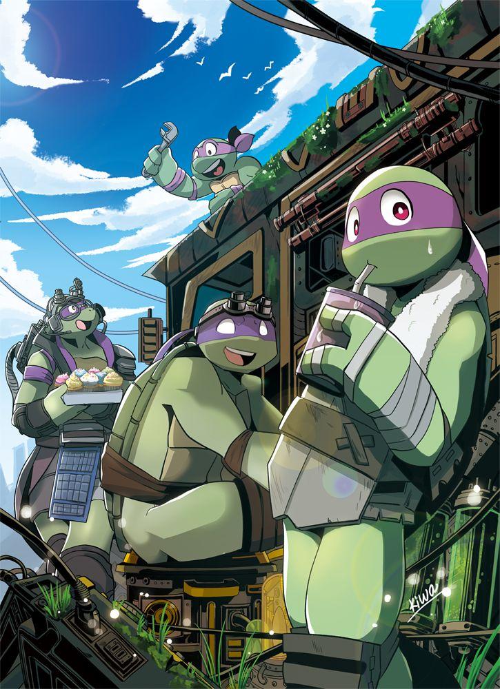 18 Besten Ninja Turtles Bilder Auf Pinterest: 5364 Besten TMNT Bilder Auf Pinterest