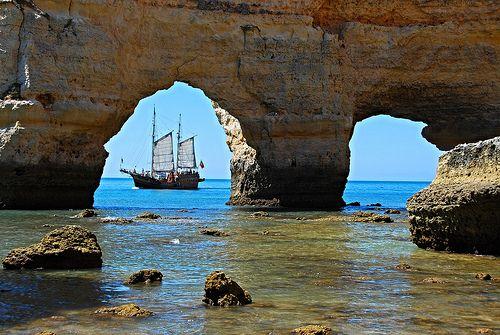 Algarve - Portugal - Praia Marinha
