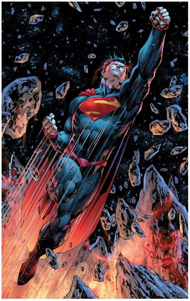 Superman by Jim Lee                                                       …