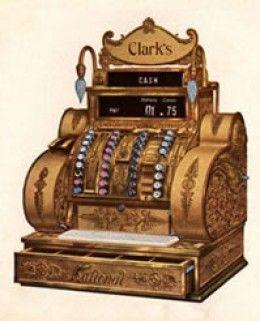 Antique Cash Registers 1910 | National Cash Register Antiques Values