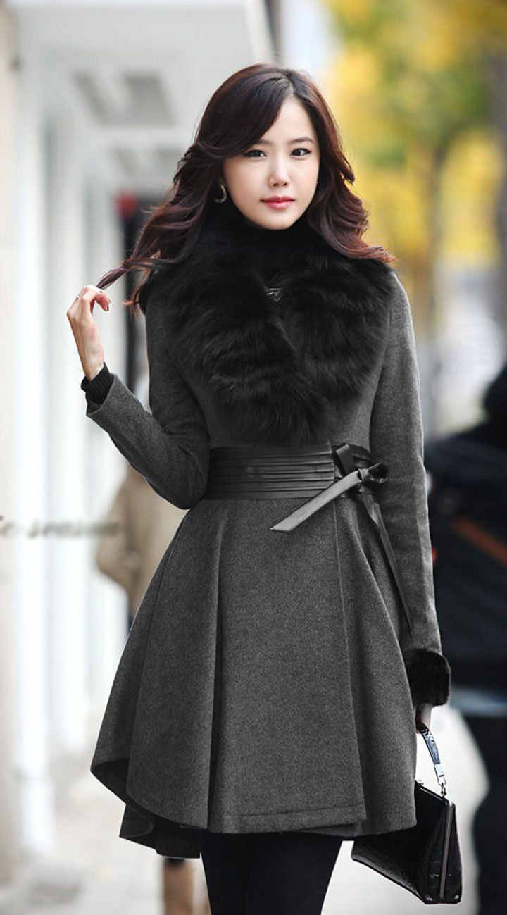 fashion fur coats