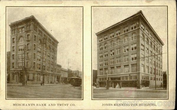 Merchant Bank and Trust