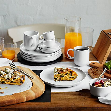 Buy Social by Jason Atherton Tableware Online at johnlewis.com & 13 best Tableware images on Pinterest | John lewis Dinner ware and ...