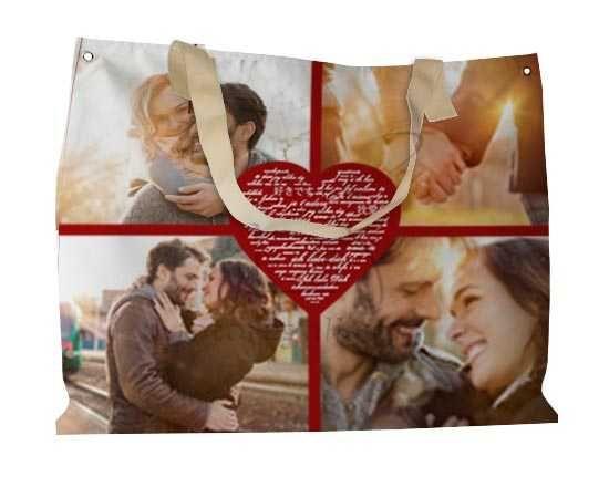 Un collage prezioso per la tua borsa mare