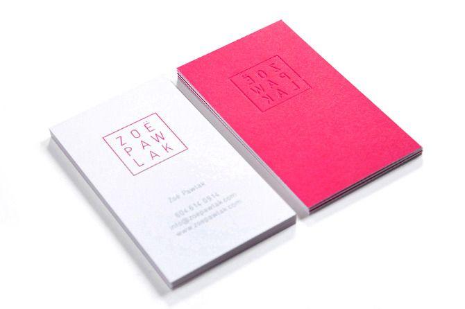 Zoe Pawlak - Glasfurd & Walker : Concept / Graphic Design / Art Direction : Vancouver, BC