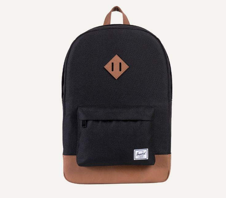 The Heritage is a classic backpack silhouette that pairs vintage style with modern construction.