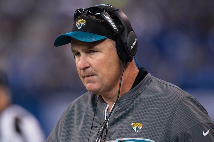 History Doesn't Favor Jacksonville Jaguars Hiring Doug Marrone As New Head Coach