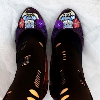 Cat shoes by Lustycapuccino