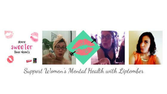 "It's September... or should that be ""Liptember"" - check out our post on this great fundraiser for Women's Mental Health & how you can help:  http://www.outback-revue.com/kiss-away-the-blues-with-liptember/"