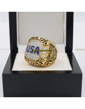 2016 USA men's Olympic basketball Championship Ring