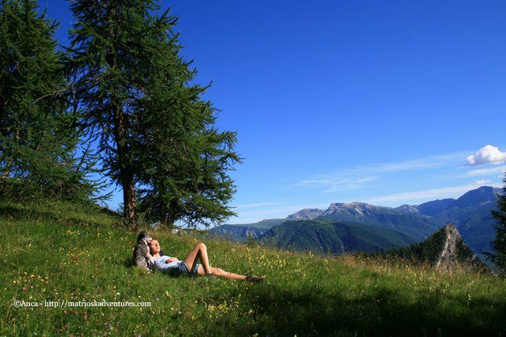 Relax in montagna Elva Valle Maira PiemonteEscursione facile con cane nei boschi Elva Valle Maira Piemonte http://matrioskadventures.com/2014/08/21/escursione-facile-con-cane-nei-boschi-elva-valle-maira-piemonte/