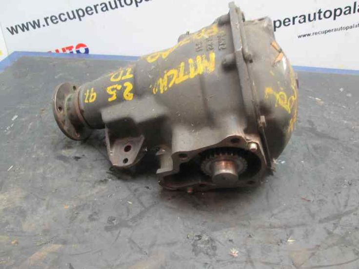 Recuperauto Palafolls le ofrece en stock este diferencial delantero de Mitsubishi Montero (V20/V40) 2.5 Turbodiesel   0.91 - ... con referencia ----. Si necesita alguna información adicional, o quiere contactar con nosotros, visite nuestra web: http://www.recuperautopalafolls.com/