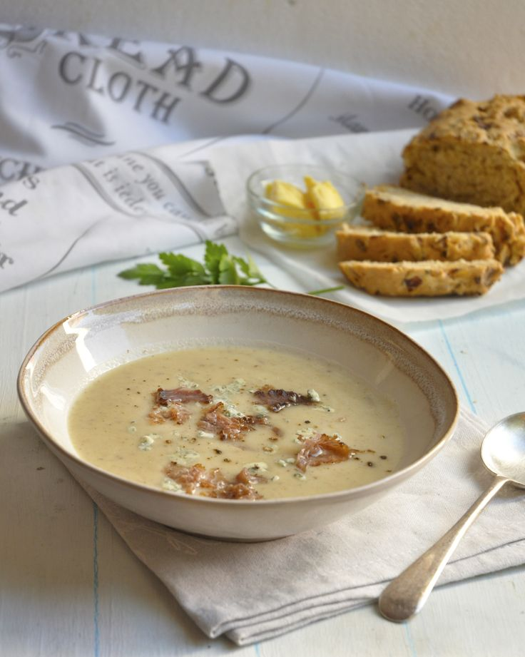 Sweet Potato, leek and Biltong Soup http://www.my-easy-cooking.com/2014/05/14/sweet-potato-leek-biltong-soup/