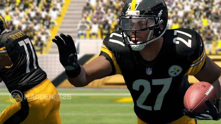 Full Sail grads discuss working on EA Sports'#Madden25.